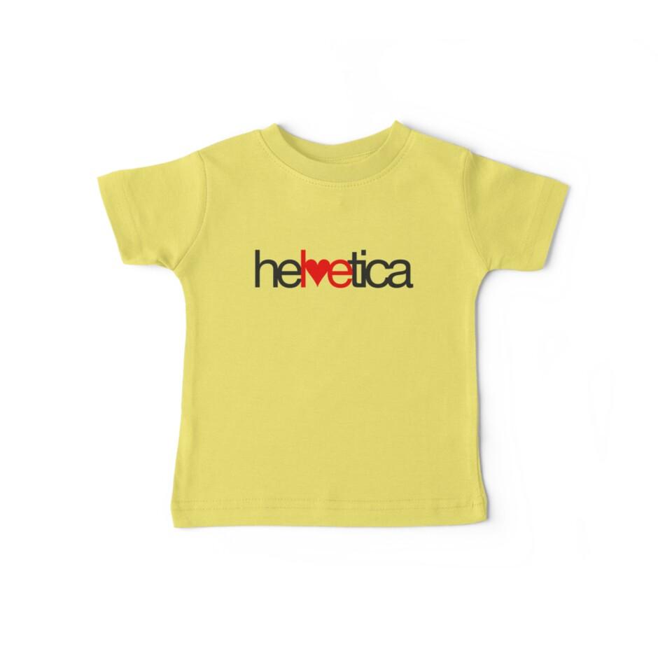 Love Helvetica by Naf4d
