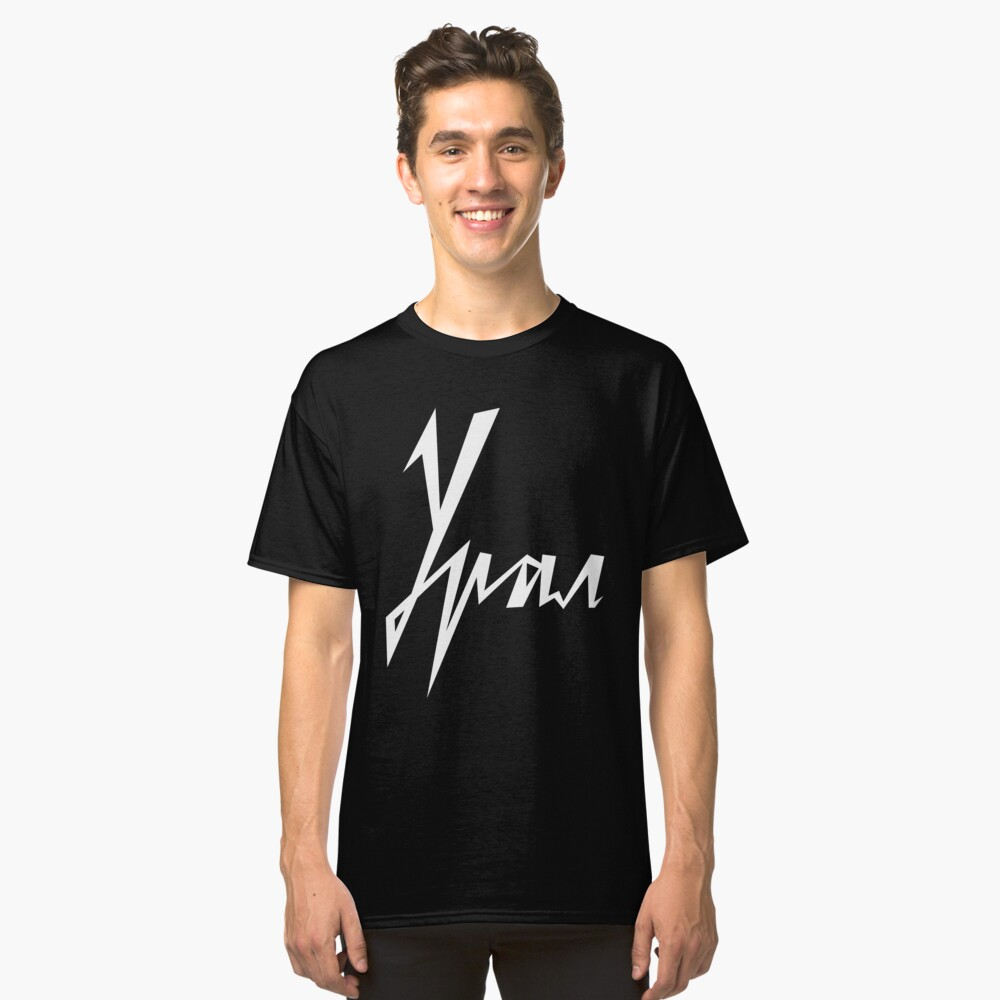 Ural - russian lettering Classic T-Shirt