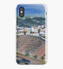 spanish village  iPhone Case/Skin