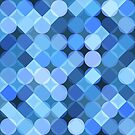 Blue Sequins  by Georg Varney