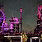 Blast Furnace Illumination by DJ Florek