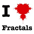 I Love Fractals by Gianni A. Sarcone
