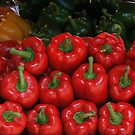 Peppers by KarenM