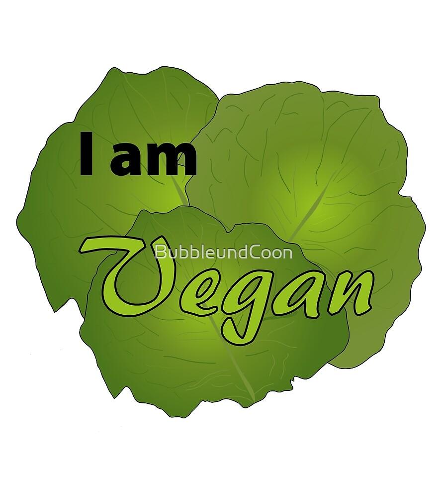 I am Vegan von Stefanie Keller