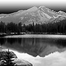 Bear Lake Reflection by Virginia Maguire
