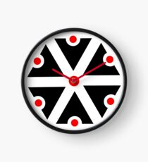 Reloj símbolos de Perun,