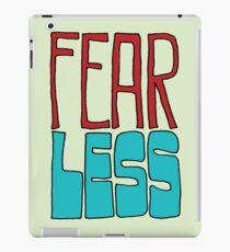 Fear Less iPad Case/Skin