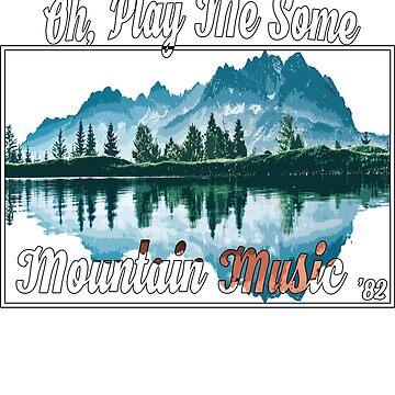 Mountain Music by Flash-Jordan