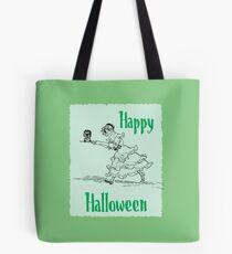 Halloween Kopf Tasche