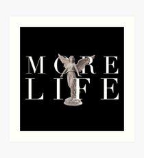 More Life (1) - Angels in America Art Print