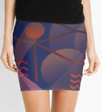The Eye Mini Skirt