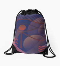 The Eye Drawstring Bag