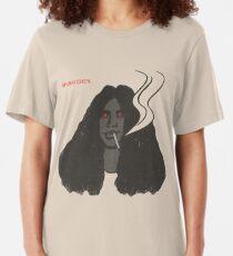 SHINKI CHEN Slim Fit T-Shirt