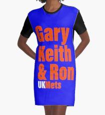 UKMets Gary Keith @ Ron Graphic T-Shirt Dress