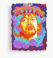 Tetsuya Naito Destino Roses Canvas Print