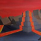 Lava Blox by Reid Hall
