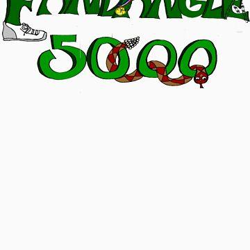 Final Fandangle 5000 Shirt  by kdarby88