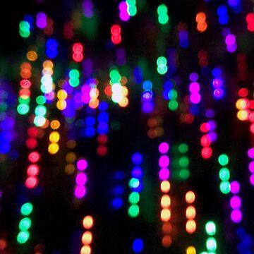 Night Lights in December no.2 by NeilFeigeles