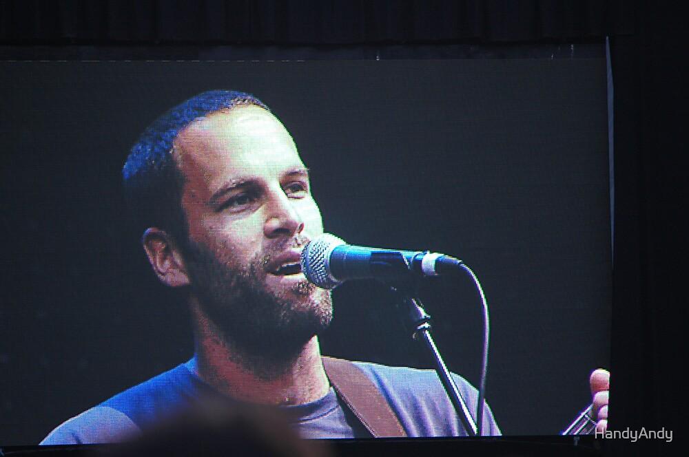 Jack Johnson, Sound Relief Concert, Melbourne 2009 by HandyAndy