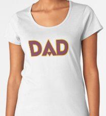 DC DAD! Women's Premium T-Shirt