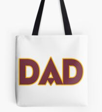DC DAD! Tote Bag