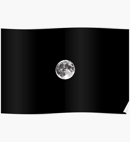Craters Poster