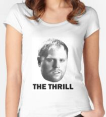 "Phil ""The Thrill"" Kessel Women's Fitted Scoop T-Shirt"
