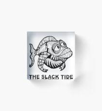 The Slack Tide Acrylic Block