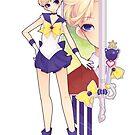 Infinity 4: Sailor Uranus ~Haruka Tenoh~ by thanatosrising