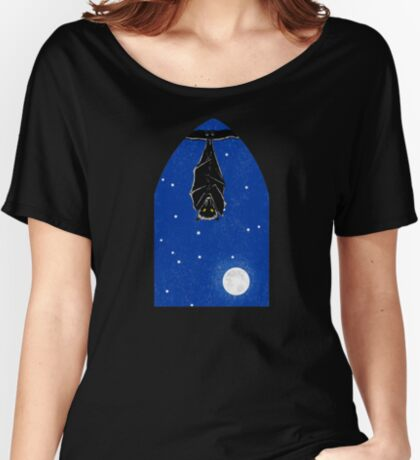 Bat in the Window Women's Relaxed Fit T-Shirt