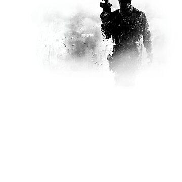 Veteran Through The Smoke by aaronnaps