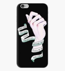 Kiss your Knuckles - The Front Bottoms iPhone Case
