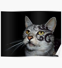 Ocicat Beauty Poster