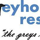 Greyhound Rescue Logo #2 by GreyhoundRescue
