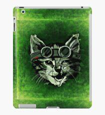 Sassy Motor Cat iPad Case/Skin