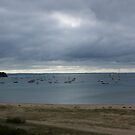Storm Looming 2 - Blairgowrie Yacht Club by wilsonsz
