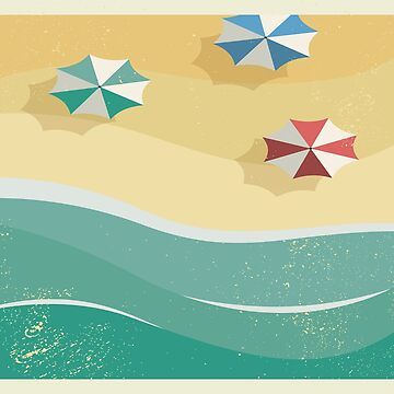 Sands of Emerald Beach by peggieprints