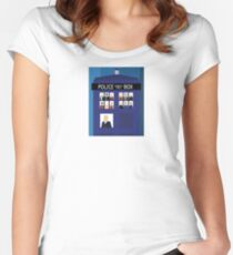 The 13 Doctors Women's Fitted Scoop T-Shirt