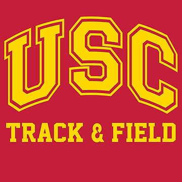 USC Track & Field (old) by ShopGirl91706