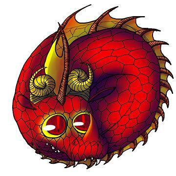 Adorable Dragon by Animator-Tana11