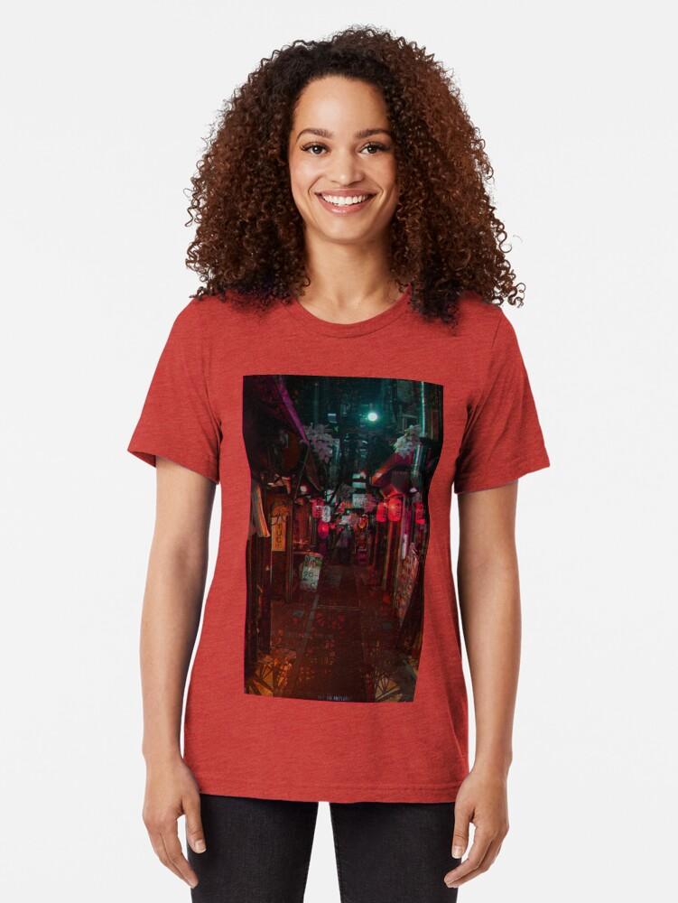 Alternative Ansicht von Gasse Vintage T-Shirt