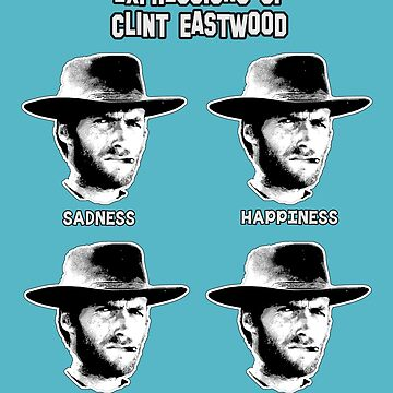 Moods of Clint Eastwood by alphaville
