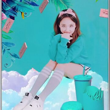 TWICE - Wake Me Up VAPORWAVE - NAYEON by Red-One48