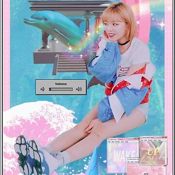 TWICE - Wake Me Up VAPORWAVE - JEONGYEON by Red-One48
