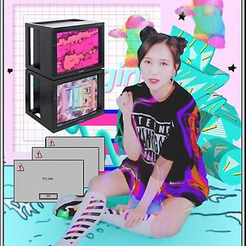 TWICE - Wake Me Up VAPORWAVE - MINA by Red-One48