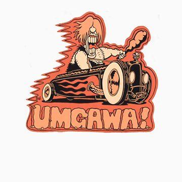 Umgawa Rider 2 by paulhughes