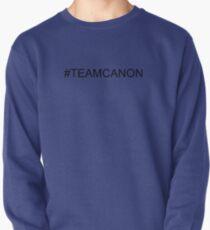 TEAM CANON #TEAMCANON CAMERA PHOTOGRAPHY Pullover
