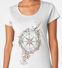 Bon Voyage Women's Premium T-Shirt