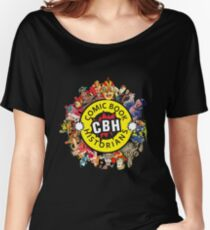 Comic Book Historians A Rich Tapestry Women's Relaxed Fit T-Shirt
