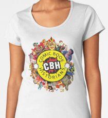 Comic Book Historians A Rich Tapestry Women's Premium T-Shirt
